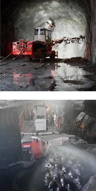tunnelbuilder com - Sandvik Company Profile