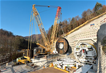 Belchen renovation tunnel – TBM will be launched next February